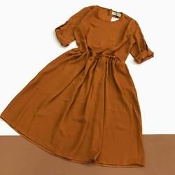 Đầm maxi form babydoll
