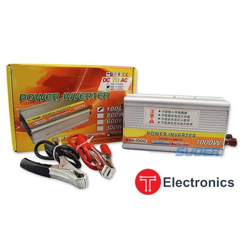 Bộ kích điện 1000w inverter từ 12V lên 220V sda-1000a
