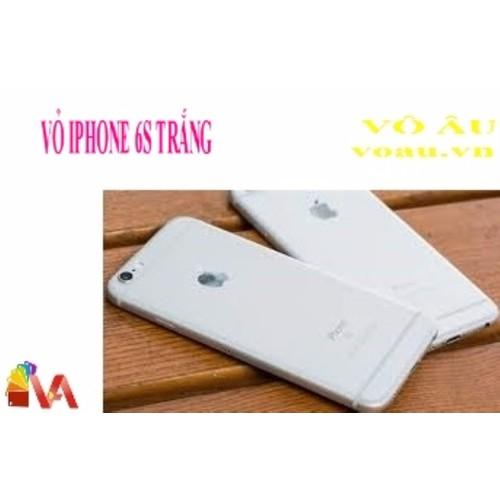 VỎ IPHONE 6S MÀU TRẮNG ZIN