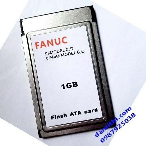Thẻ CF FANUC 1GB OI_C_D ATA PCMCIA FLASH - 5342513 , 8899673 , 15_8899673 , 1870000 , The-CF-FANUC-1GB-OI_C_D-ATA-PCMCIA-FLASH-15_8899673 , sendo.vn , Thẻ CF FANUC 1GB OI_C_D ATA PCMCIA FLASH