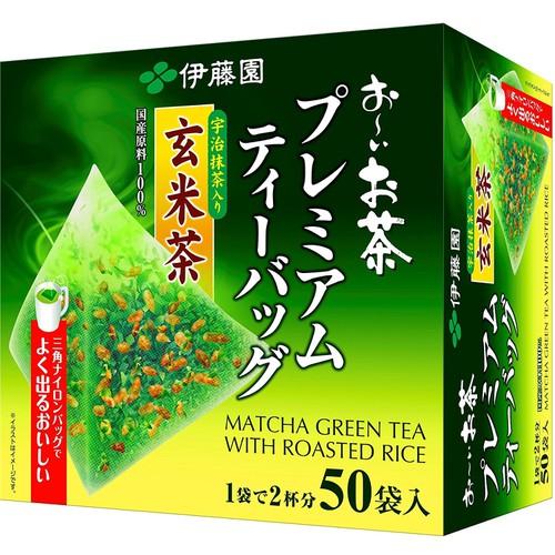 Trà xanh gạo lứt túi lọc lụa cao cấp Itoen Nhật bản 50 túi - 5345635 , 8906627 , 15_8906627 , 370000 , Tra-xanh-gao-lut-tui-loc-lua-cao-cap-Itoen-Nhat-ban-50-tui-15_8906627 , sendo.vn , Trà xanh gạo lứt túi lọc lụa cao cấp Itoen Nhật bản 50 túi