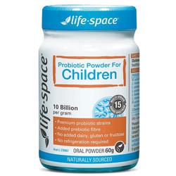 Men vi sinh Úc Life Space Children cho bé từ 3 tuổi