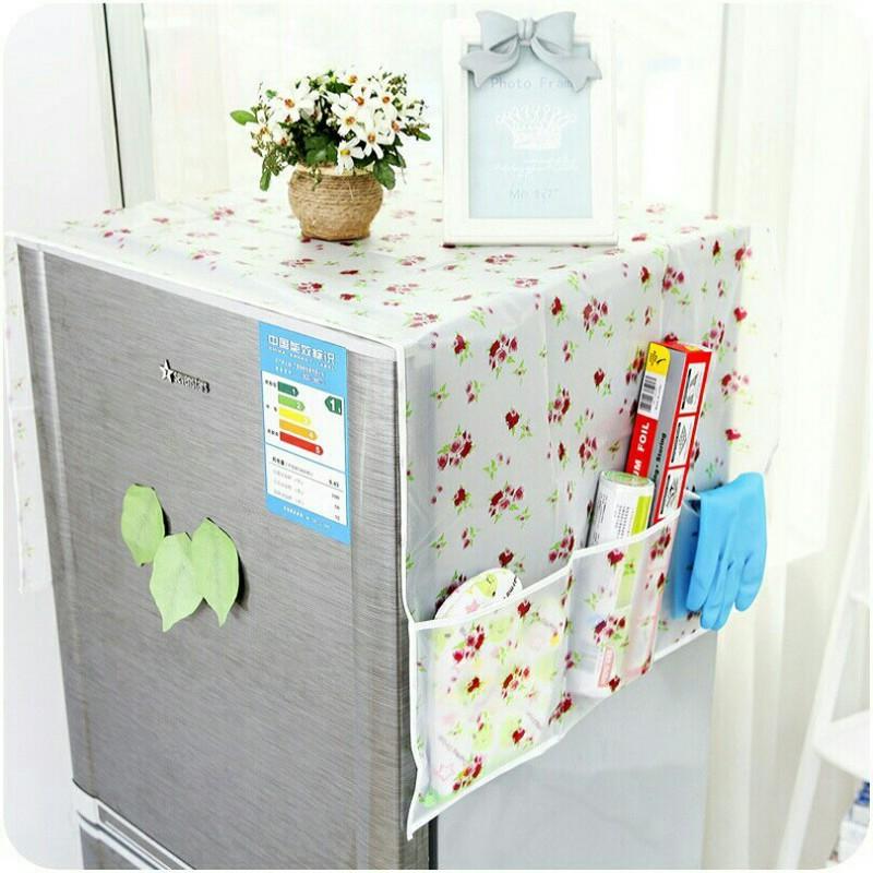 Khăn che tủ lạnh chống thấm siêu bền 3