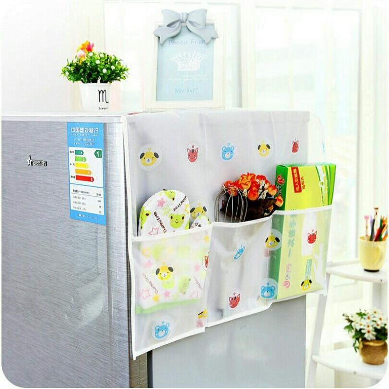 Khăn che tủ lạnh chống thấm siêu bền 1
