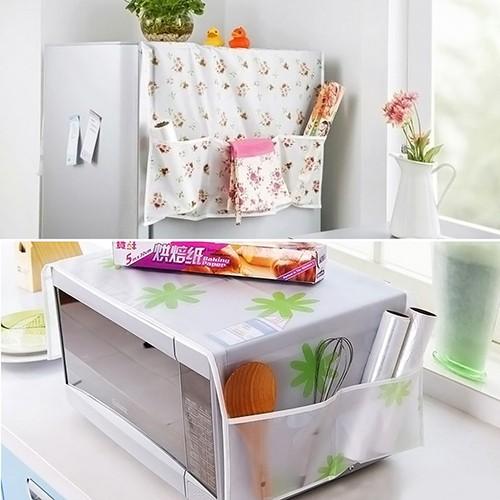 Khăn che tủ lạnh chống thấm siêu bền 5