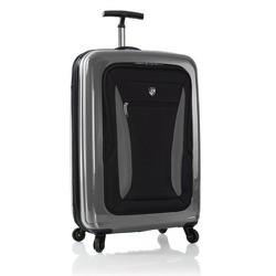 Vali du lịch cao cấp cần kéo Inox Exolite Hybrid Gray TSA 7 tấc TL096