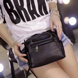 Túi mini nữ đen túi xách nữ nhỏ xinh -THB-5610