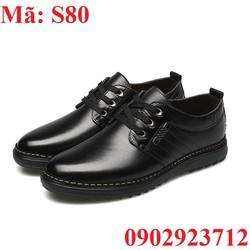 Giày Nam Sang Trọng Đẳng Cấp - S80