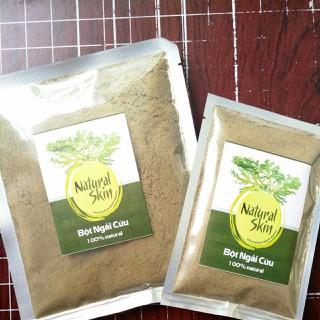 Bột Ngải cứu nguyên chất Natural Skin 100g - 2267 thumbnail