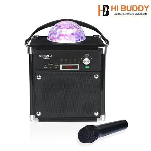 Loa du lịch Soundmax D1000 - 5346746 , 8909561 , 15_8909561 , 1395000 , Loa-du-lich-Soundmax-D1000-15_8909561 , sendo.vn , Loa du lịch Soundmax D1000