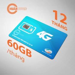 SIM 4G VIETTEL ST90 miễn phí 60GB mỗi tháng với chi phí cực rẻ