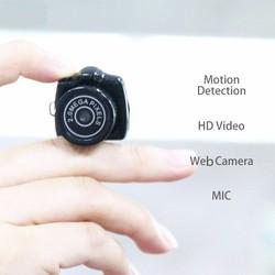 Camera Mini Y2000 siêu nhỏ quay phim chụp hình chất lượng