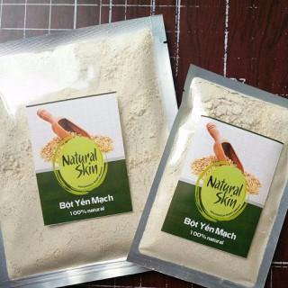 Bột Yến mạch nguyên chất Natural Skin 100g - 2279 thumbnail