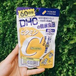 thực phẩm chức năng vitamin C DHC