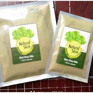 Bột Rau má nguyên chất Natural Skin 100g - 2275 thumbnail