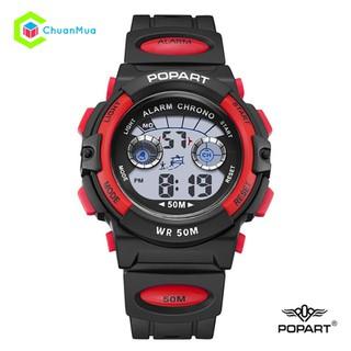 [FREESHIP] Đồng hồ Bé trai Popart POP-944 Chống Nước - Đỏ - DHA398-D1577z1-donghotreem thumbnail