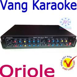 Vang Oriole Digital EchoStereoMixer   Vang hát karaoke
