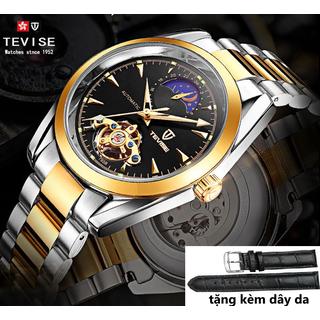 đồng hồ cơ automatic lộ máy chính hãng - TK023 thumbnail