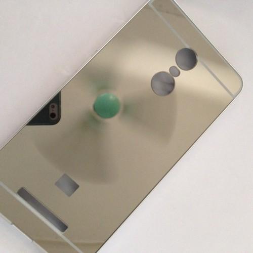 Xiaomi-Redmi Note 3 - Ốp lưng điện thoại tráng gương viền kim loại