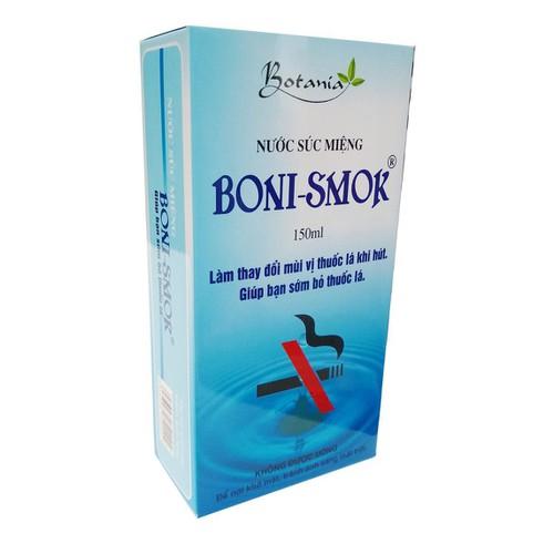 boni smok 150ml giúp cai thuốc - 5355193 , 8928453 , 15_8928453 , 145000 , boni-smok-150ml-giup-cai-thuoc-15_8928453 , sendo.vn , boni smok 150ml giúp cai thuốc