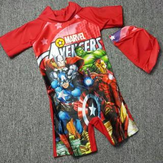 Đồ bơi bé trai siêu anh hùng - CC230 thumbnail