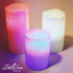 bộ đèn nến LED