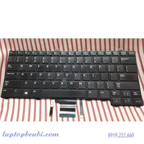 Bàn phím laptop có đèn Dell E7440 | Keyboard Backlit Dell E7440