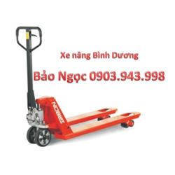 XE NÂNG TAY THỦY LỰC NOBLELIFT 2500KG - AC25