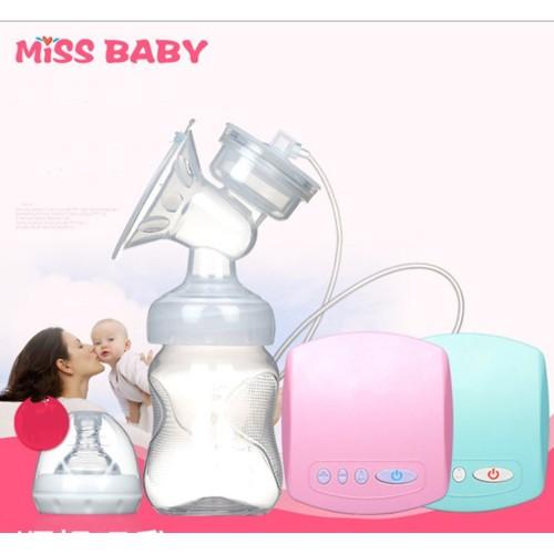 Worldmart máy hút sữa miss baby cho mẹ và bé yêu