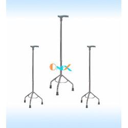 Gậy 3 chân tập đi hợp kim nhôm tăng giảm chiều cao OneX