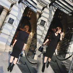 Đầm ôm body duyên dáng