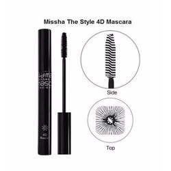 Mascara cong mi 4D - Hàn Quốc