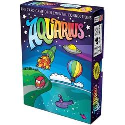 Trò chơi Board Game BG41 Aquarius - Năm yếu tố thần kỳ