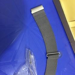 Samsung Gear S2 Classic - Dây đeo tay Milanese inox từ tính