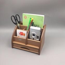 Kệ gỗ văn phòng phẩm đa năng XD - 5036