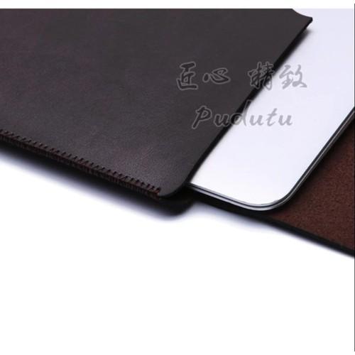 Bao Da Macbook 13 inch hoặc 15 inch Brown Coffee