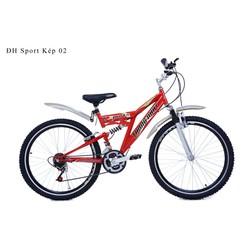 Xe đạp sport kép vành 2 lớp Thống Nhất - ĐH Sport kép-02