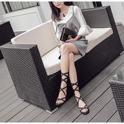 Giày Sandal chiến binh dây mềm mại phong cách