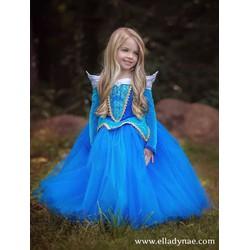 Váy công chúa Aurora ngủ trong rừng