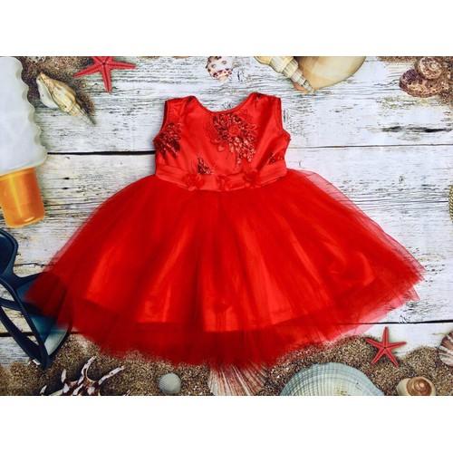 Đầm công chúa cao cấp cho bé