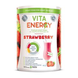 Vita Energy - Sữa protein giảm cân - Hương Dâu ngọt ngào