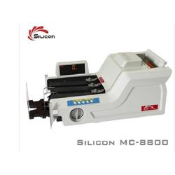 Máy đếm phát hiện tiền siêu giả Silicon MC-8800