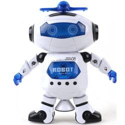 Robot nhảy múa - khiêu vũ 360 độ