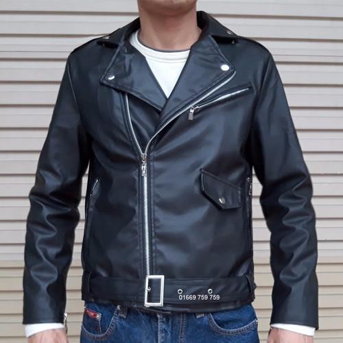 Áo khoác da nam Biker Jaket