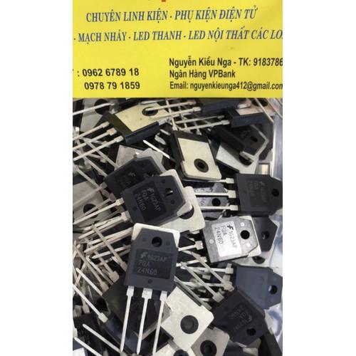 Sò mosfet 24n60 cho thiết bị điện gia dụng