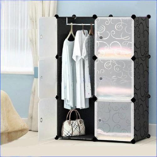 Tủ nhựa - tủ nhựa ghép - tủ quần áo - tủ ghép - tủ
