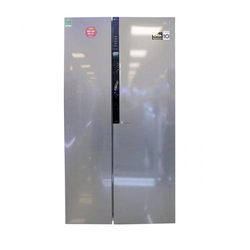 Tủ lạnh LG Inverter 613 lít GR-B247JDS - 5356984 , 8935075 , 15_8935075 , 15390000 , Tu-lanh-LG-Inverter-613-lit-GR-B247JDS-15_8935075 , sendo.vn , Tủ lạnh LG Inverter 613 lít GR-B247JDS