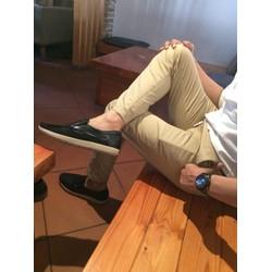 Giày nam cao cấp Aviva - giay VN gia công Nhật