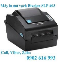 Máy in mã vạch Bixolon SLP T403, Máy in mã vạch Bixolon SLP TX T403