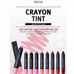 Son môi cao cấp Crayon Tint Skinaz Hàn Quốc